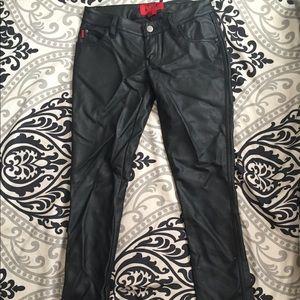 TRIPP NYC vegan leather pants